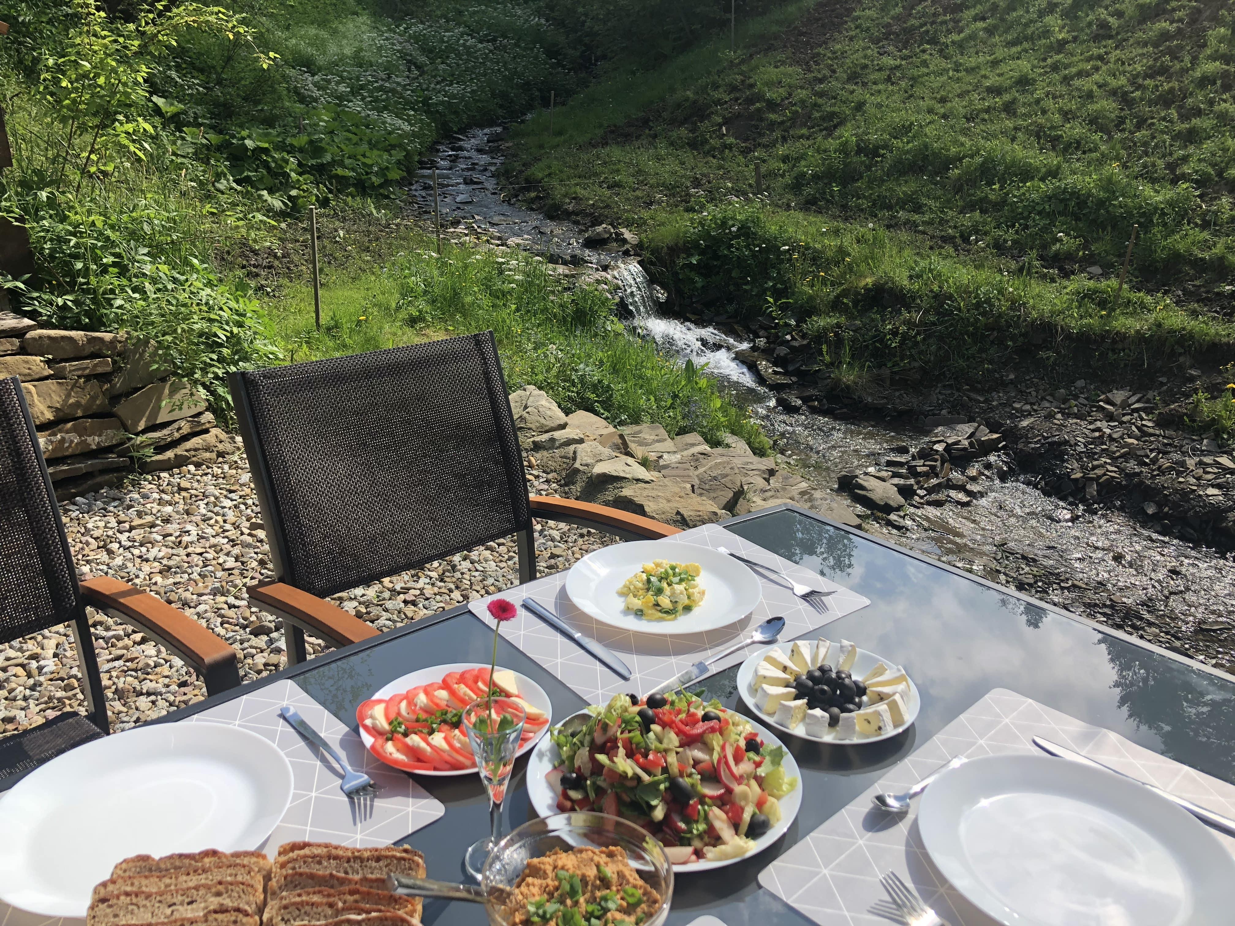Chatta Łapszanka - What will I eat?