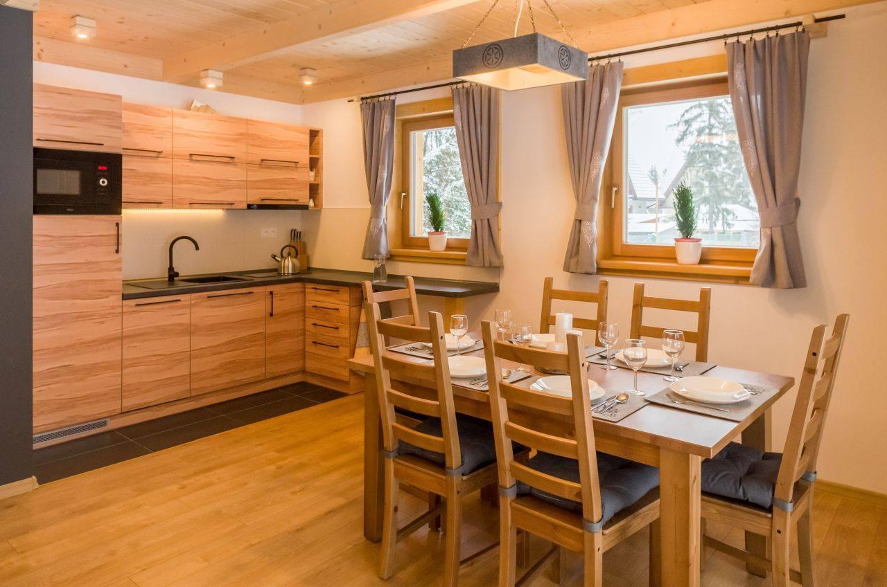 Tatra Green House  - What will I eat?