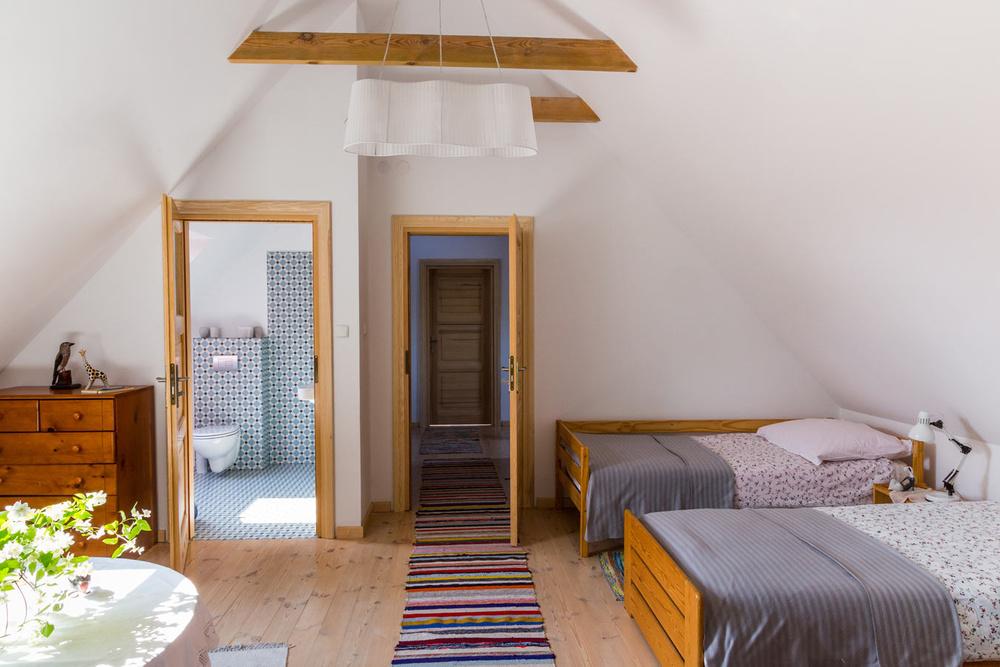 Dom nad Wierzbami (Azyl tylko dla dorosłych) - Where will I sleep?