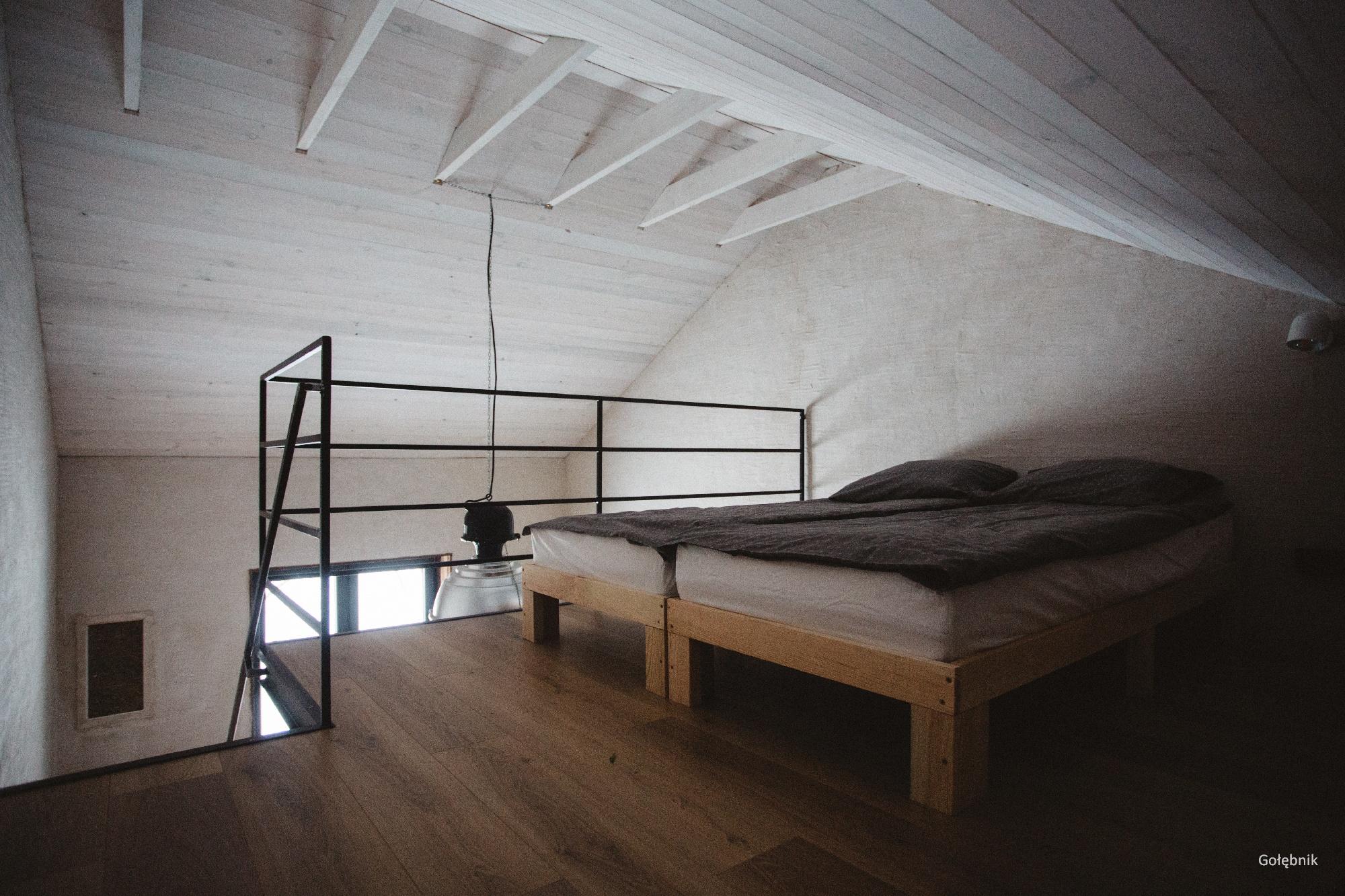 Gołębnik - Where will I sleep?