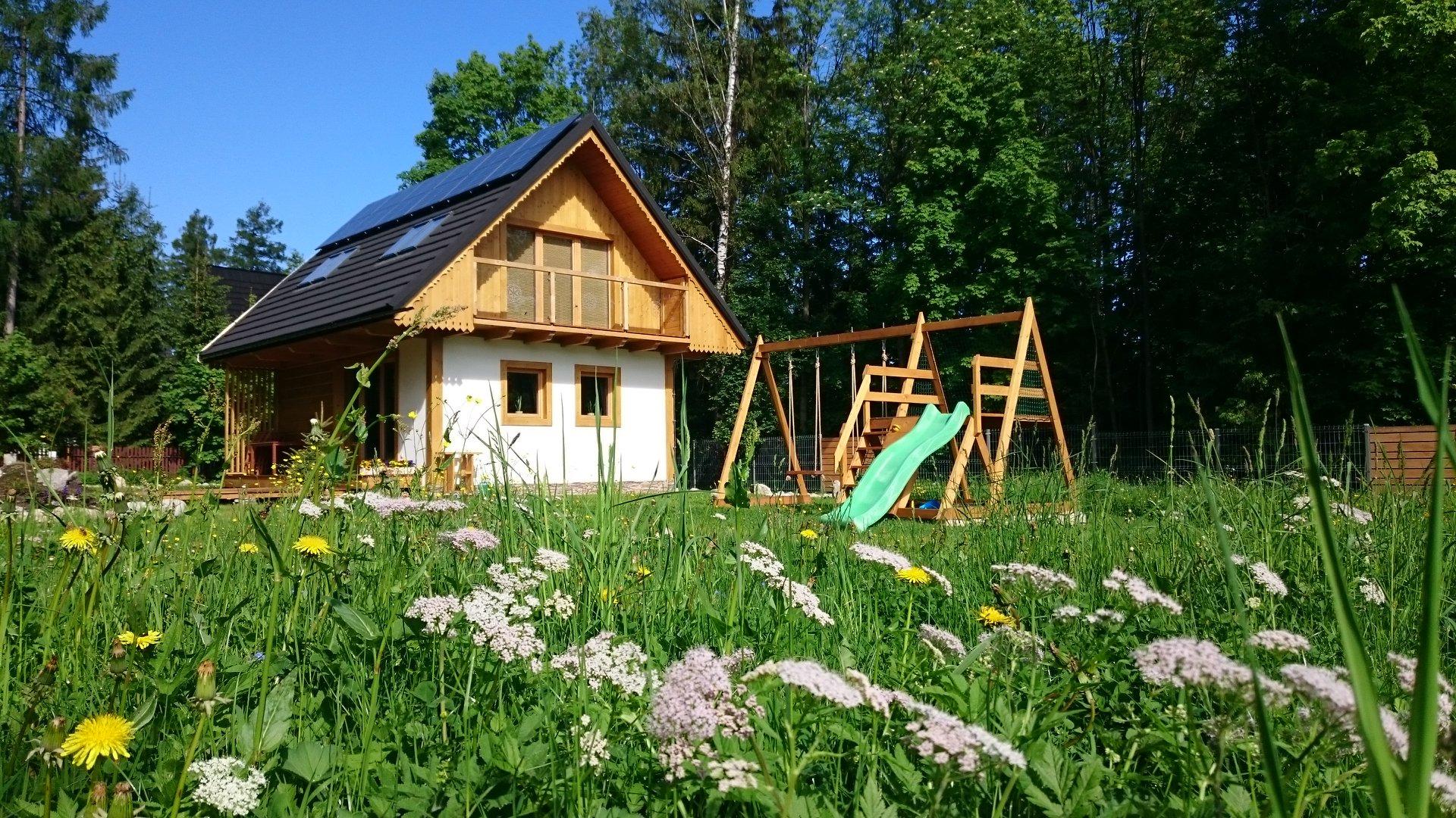 Tatra Green House  - Will I not be bored?