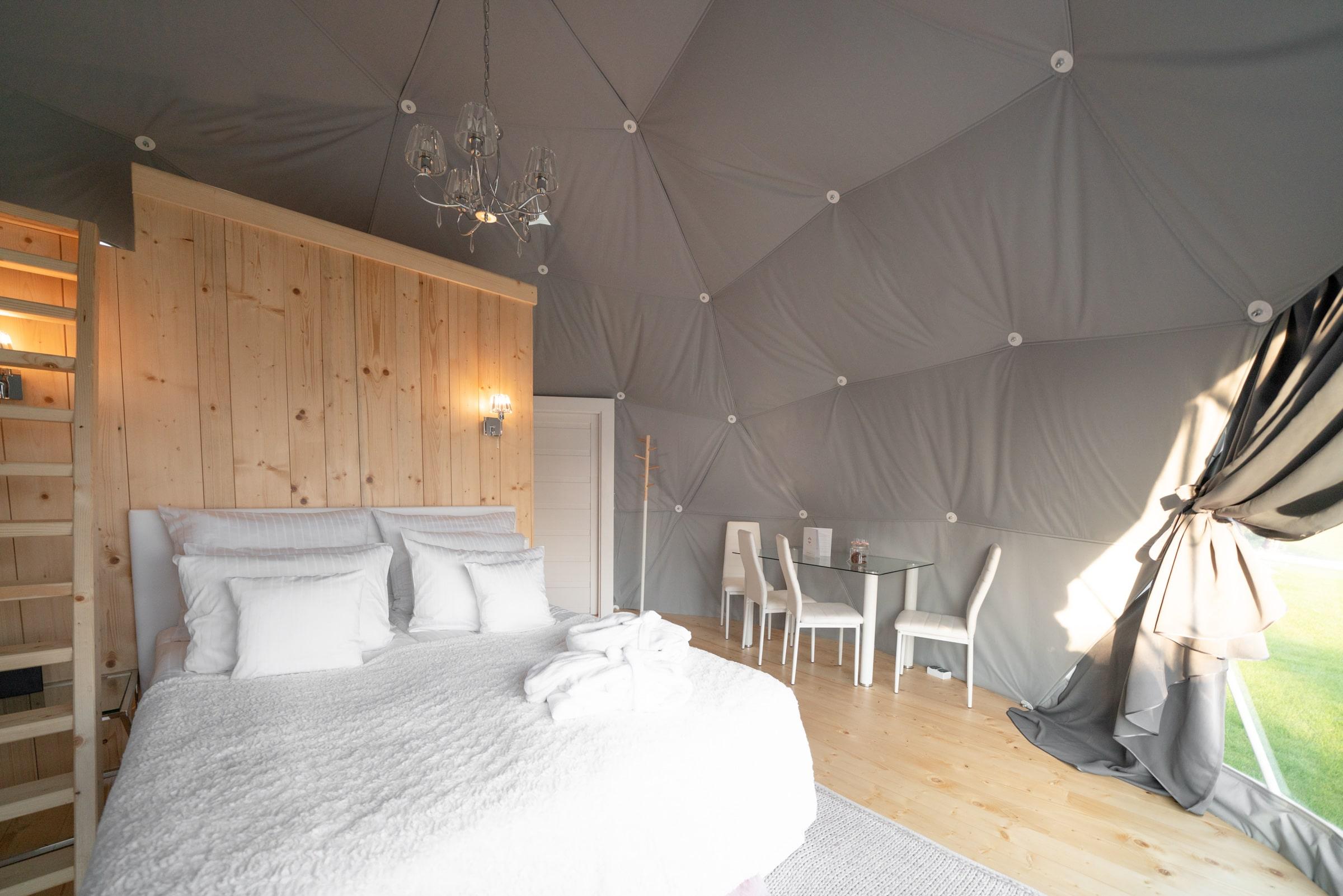 Tatra  Glamp - Where will I sleep?