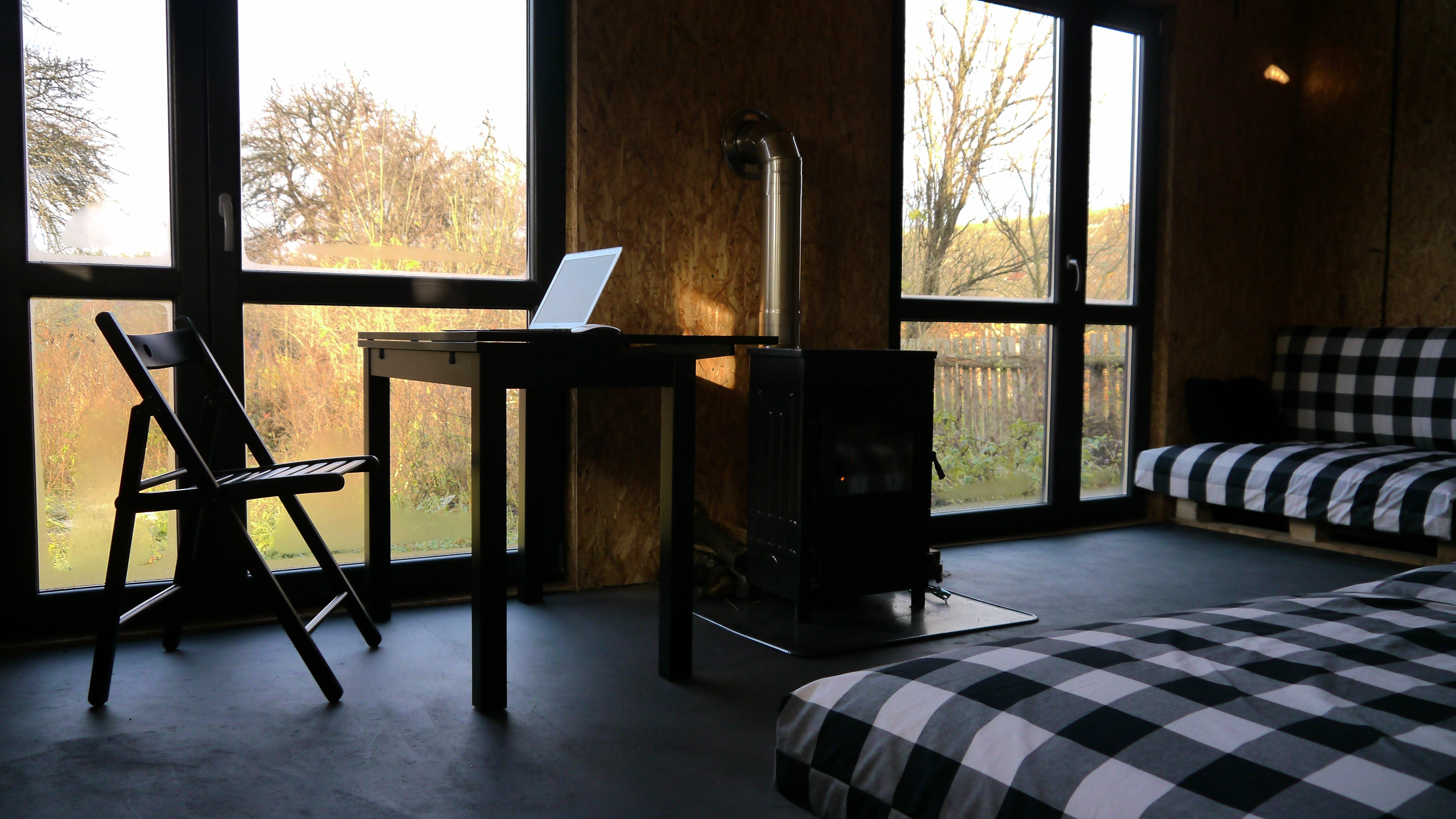 Siedlisko Otwartych Okiennic - Where will I sleep?