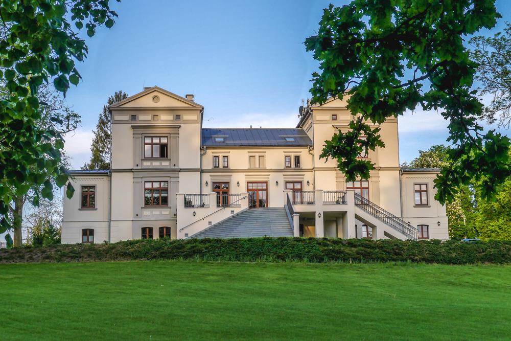 Pałac Warlity - Where will I sleep?
