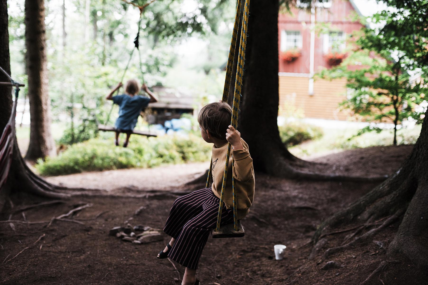 Leśne Apartamenty Strażnica - What's there for children?