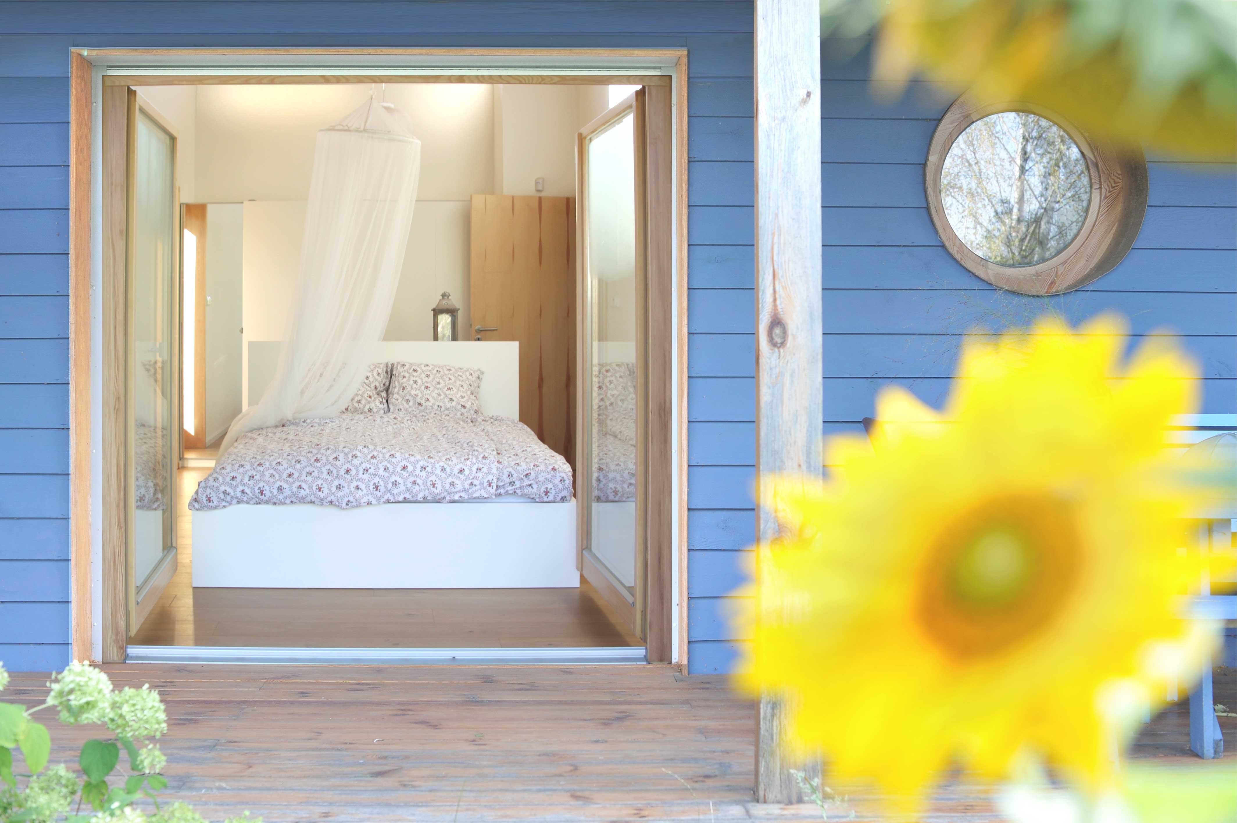 Blue Lakehouse, 50 m od jeziora - Where will I sleep?