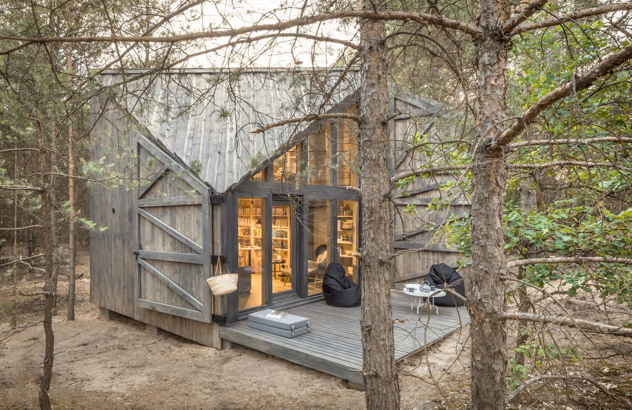 Bookworm Cabin - Where will I sleep?