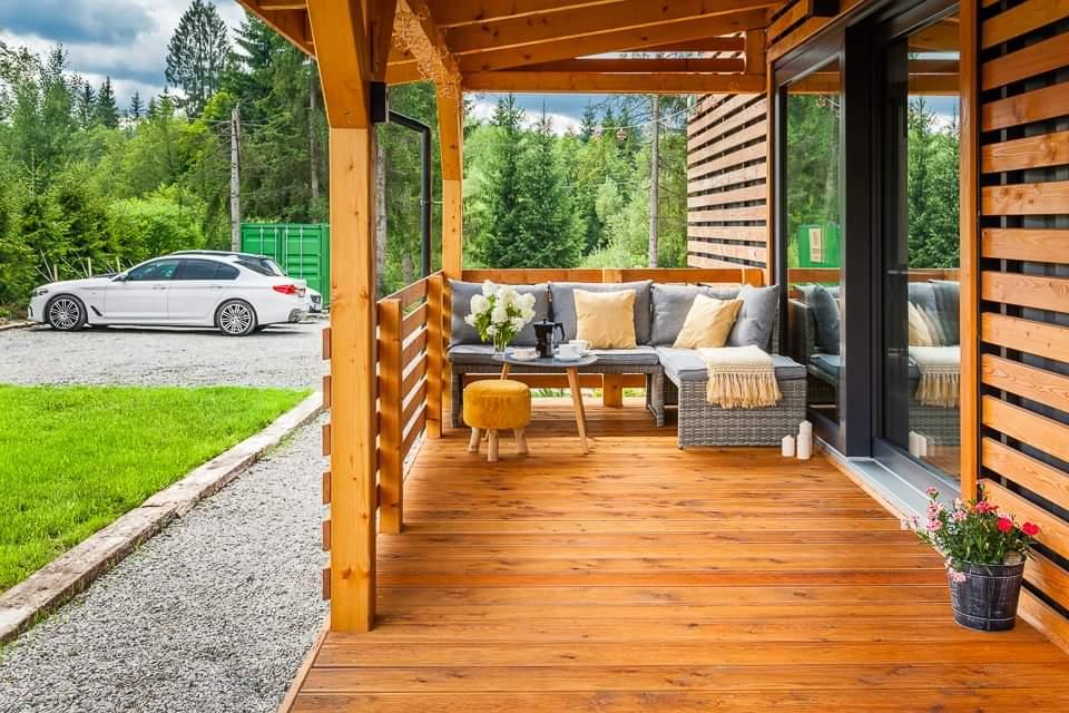 Woodbox Istebna - Where will I sleep?