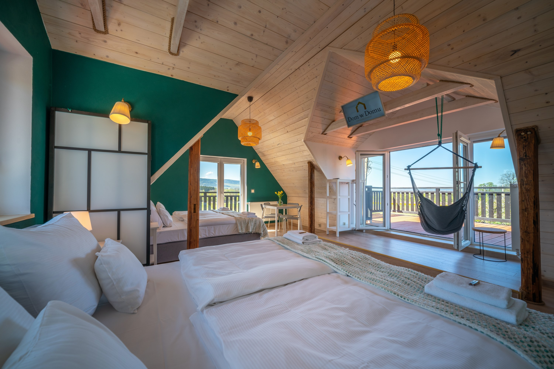 Dom w Domu - Where will I sleep?