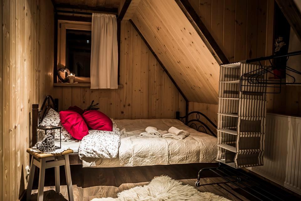 Chatka Siedmiu Krasnoludków - Where will I sleep?