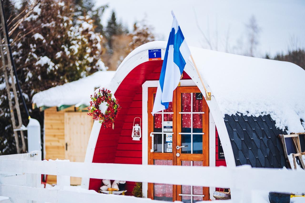 Lapońska Wioska Kalevala - odkrywaj i rezerwuj na Slowhop.com