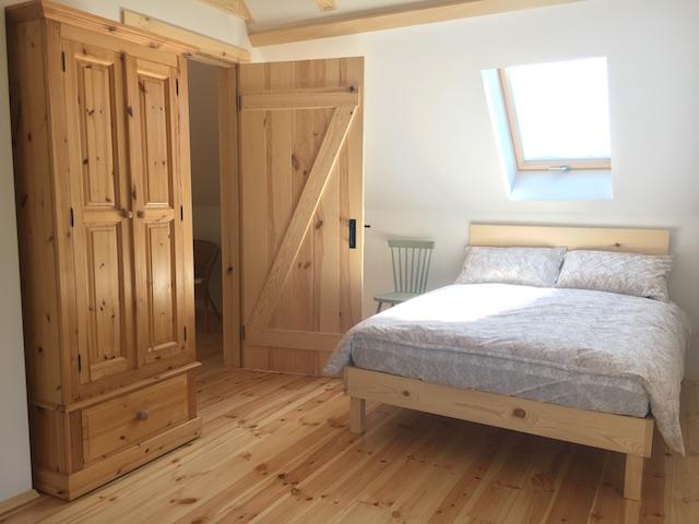 Stodoła w Bieszczadach - Where will I sleep?
