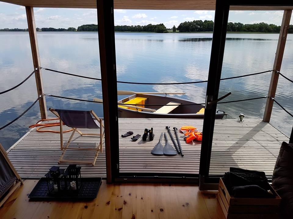 Domy na Jeziorze - Will I not be bored?