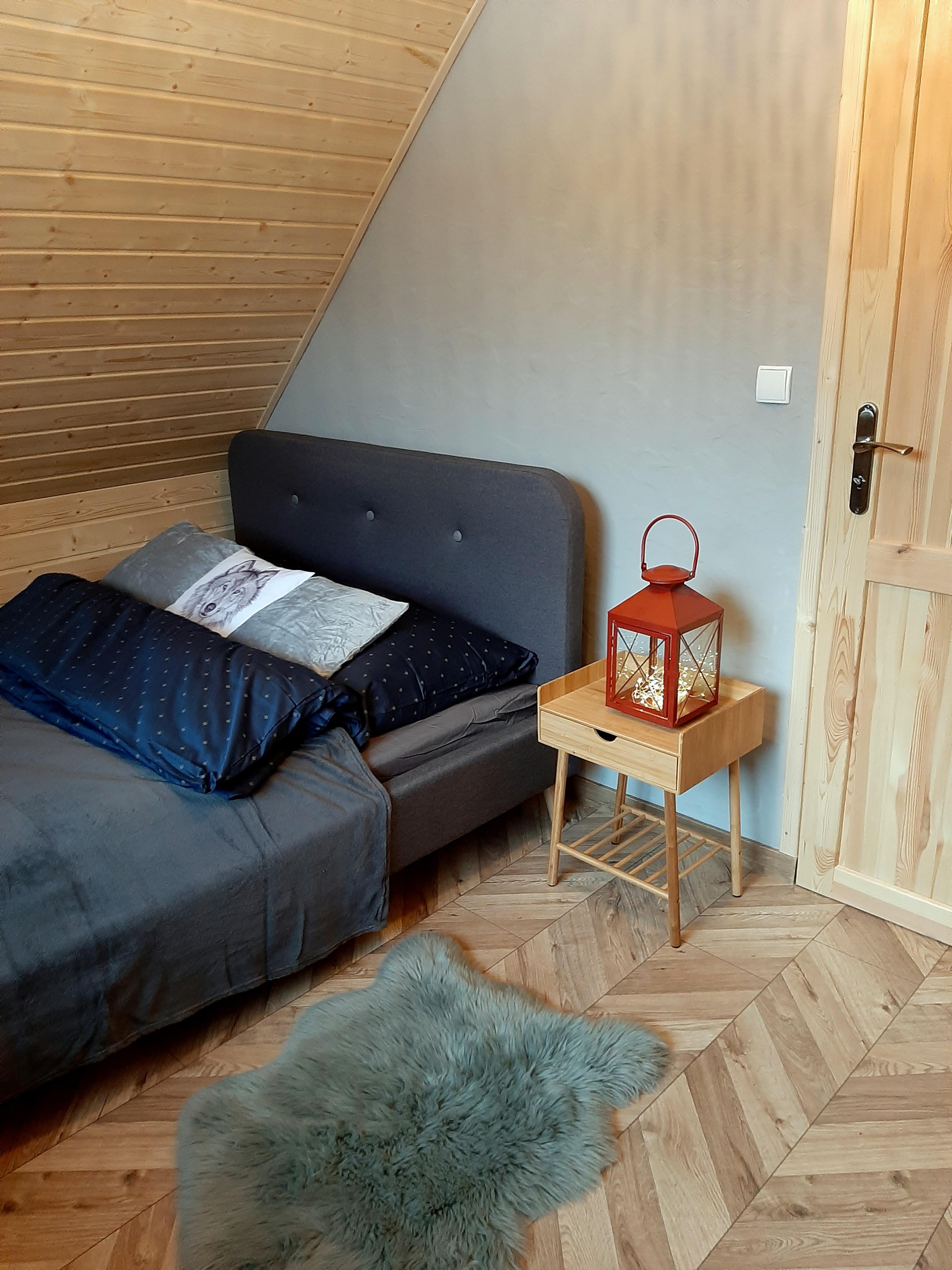 Szumilove Domki w Bieszczadach  - Where will I sleep?