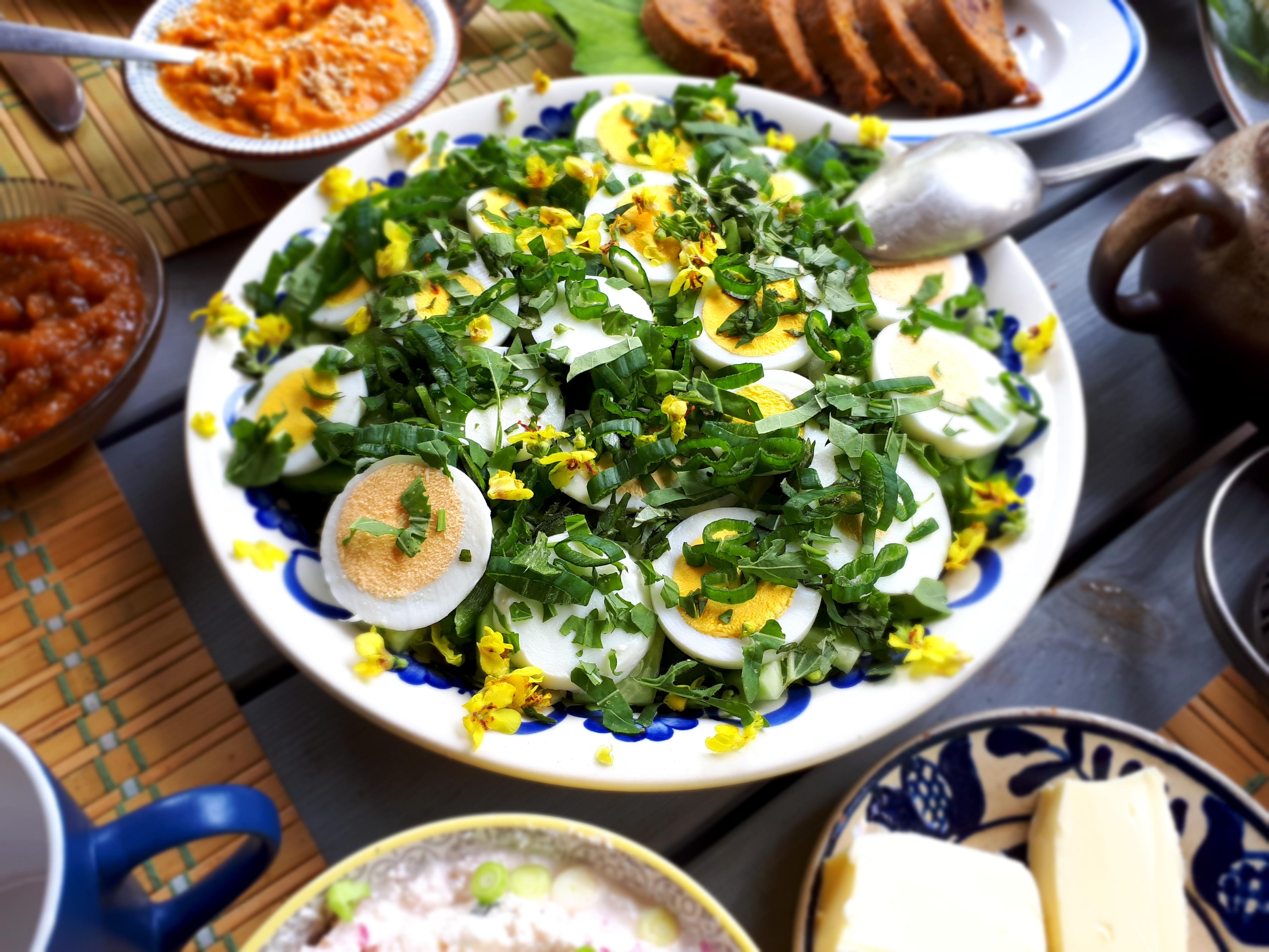 Beskid Masala IndoChata - What will I eat?