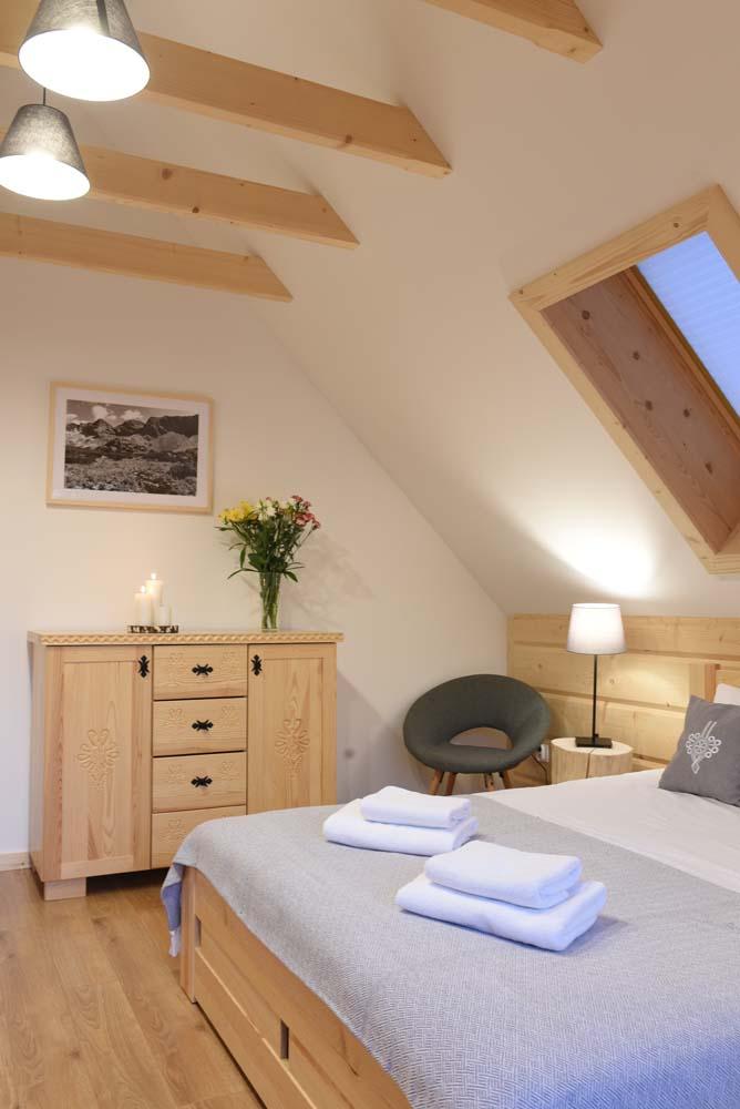 Tatra Green House  - Where will I sleep?