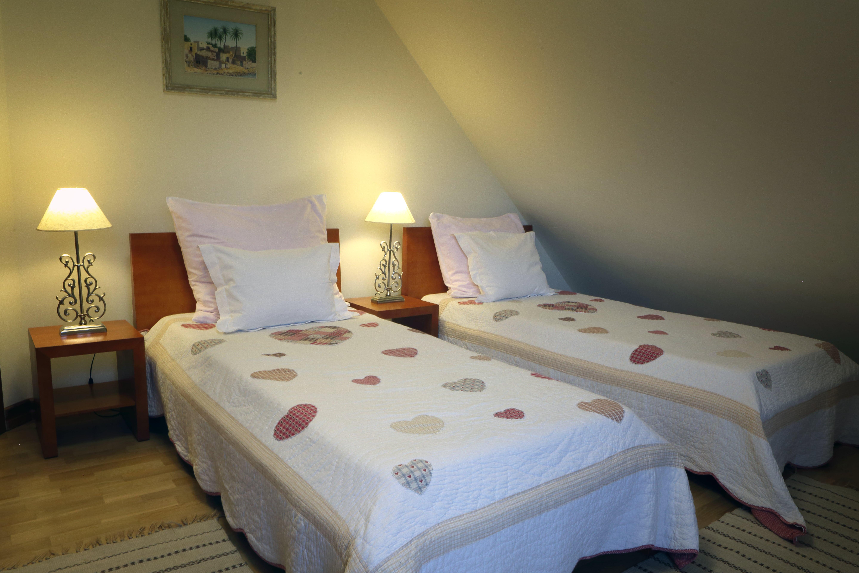 Kania Lodge - Where will I sleep?