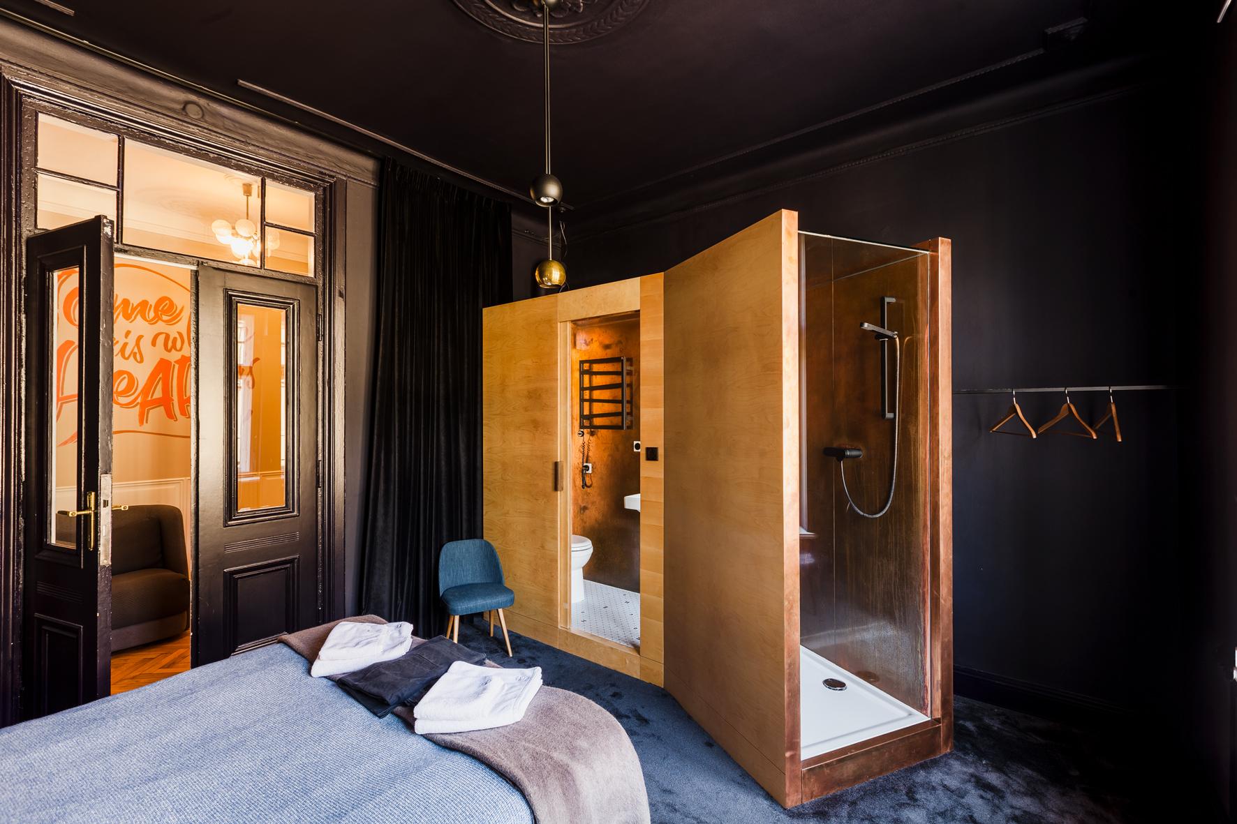 Autor Rooms - Where will I sleep?
