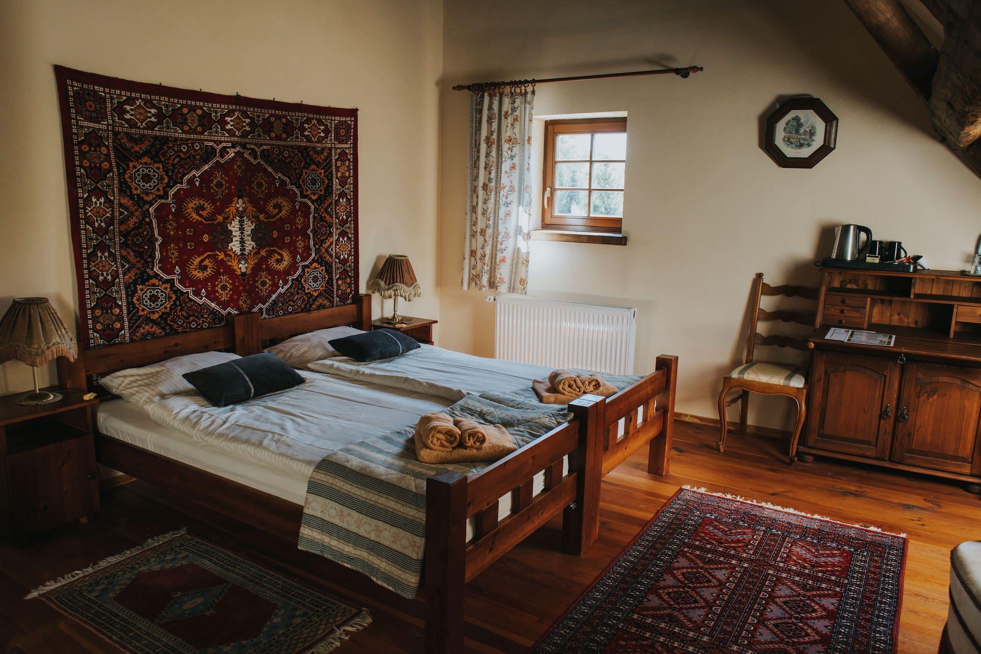 Gościniec Pod Zielonym Jajem - Where will I sleep?