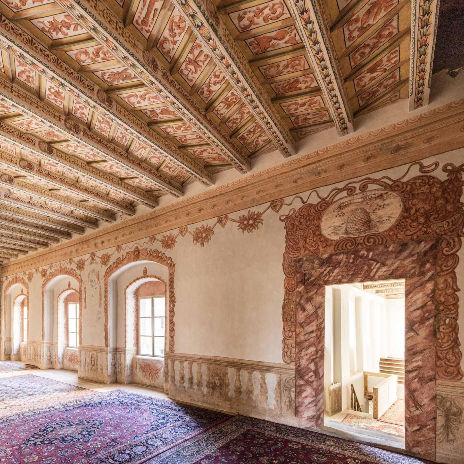 Pałac Gorzanów - Where will I sleep?