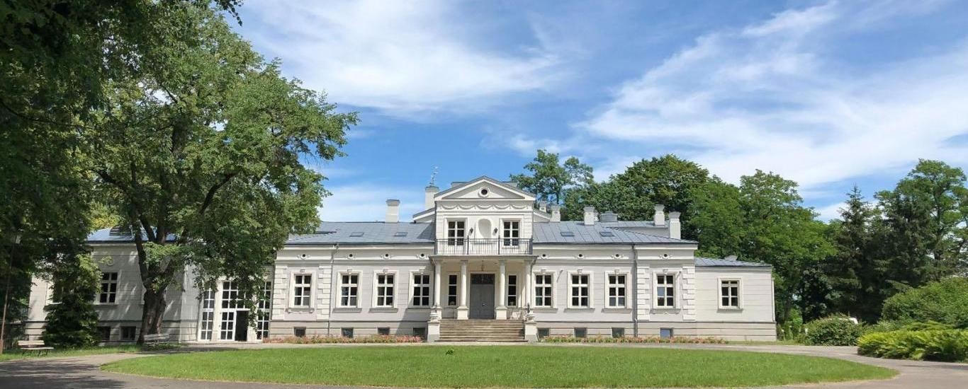Pałac Ojrzanów - odkrywaj i rezerwuj na Slowhop.com