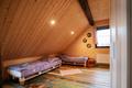 Eko Chata Sweet Home - Pokój czteroosobowy na piętrze